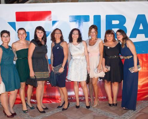 Chicas de TIBA Valencia