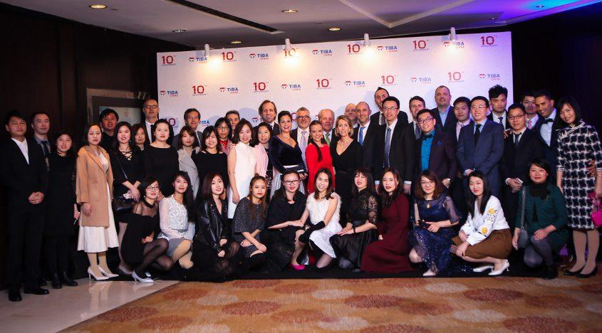 10 años como operador logístico en China