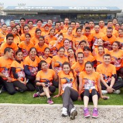 quipo TIBA Corporate Run 2016